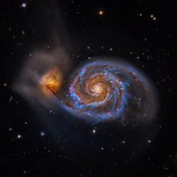 Connor Matherne - Whirpool Galaxy_ph