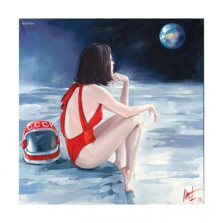 Marina de Fedorova - On the moon_pa