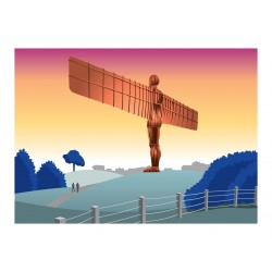Megan Archer - Angel of the North