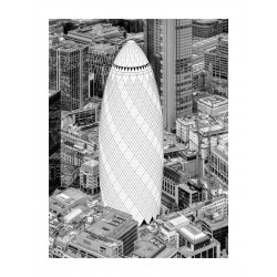 Olivo Barbieri - 30 St Mary Axe_ph_urba