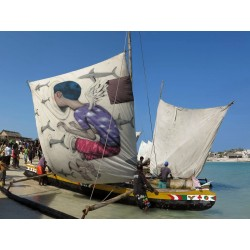 SETH - boat sail - Andavadoaka Madagascar