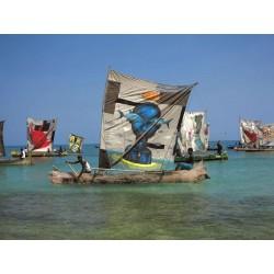 SETH - boats boat sails - Andavadoaka Madagascar