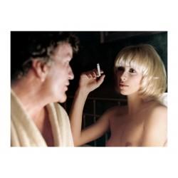 Mireille Darc - Le Telephone Rose - movie 1975_ph_topm_nude