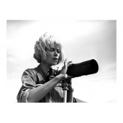 Mireille Darc - photographe - 1967