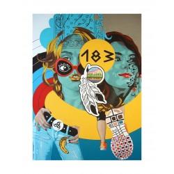 Myriam Baudin - Les filles du Mekong - 2017_pa_popa_artsper.com+us+contemporary-artists+france+974+myriam-baudin