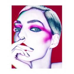 Ben Hasset - inspired for portrait of Dora Maar by...