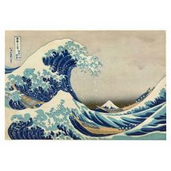 Hokusai Katsushika -Great Wave off Kanagawa