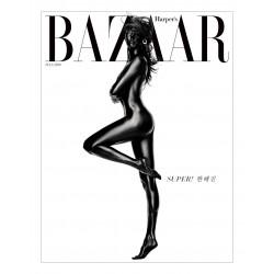Ahn Jooyoung - Han Hye Jin model for Harper s Bazar  Korea july 3_ph_nude_bw_topm