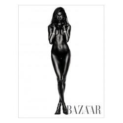 Ahn Jooyoung - Han Hye Jin model for Harper s Bazar  Korea july 4_ph_nude_bw_topm