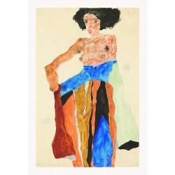 Egon Schiele - Moa - 1911_pa_pmas