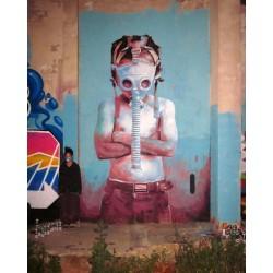 Christian Blanxer - Stop Nuclear - 11 de marzo - Arkatraz Marina Barcelona_pa_stre
