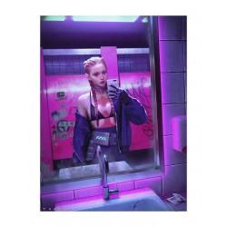 Toraji - Cyber punk girl - 2020_di_toraji.artstation.com