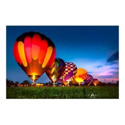 Matt Anderson - Hot Air Balloon Night Lights