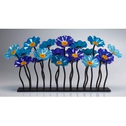 Scott and Shawn Johnson - Flowers Art Glass Sculpture 2_au_stil_myglassflowers.com