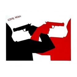 Lex Drewinski - Civil War_di_red