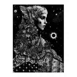 Nikita Kaun - Solar Deity - Black Snow_di_facebook.com+sunturnsintowater