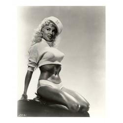 Lilly Christine - aka the Cat Girl - 1940