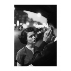 Louis Faurer - Sourds muets - NY 1950