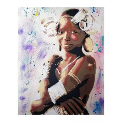 Akore - African Woman