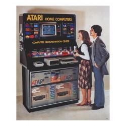 funny - Atari demo station - 1979