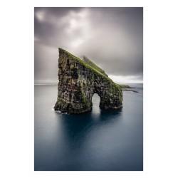 Sebastian Boring - Drangarnir - Faroe Islands