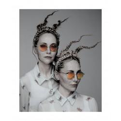 Lena and Katya Popovy - Lunettes BISON