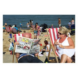Martin Parr - Life is a beach