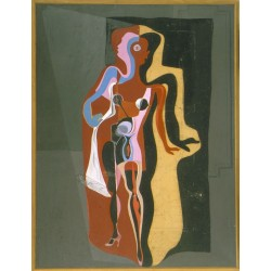 Salvador Dali - Barcelona Mannequin - 1926_pmas_salvador-dali.org