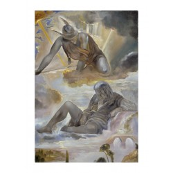 Salvador Dali - Untitled - After Mercury and Argus by Velazquez_pa_pmas