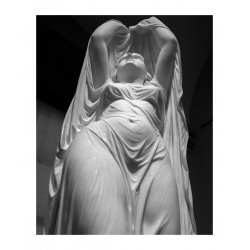 Chauncey Bradley Ives - Ondine Rising from the Waters - 1880