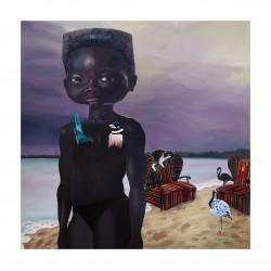 Ndidi Emefiele - Beach girl - 2020_pa