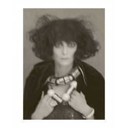 Marchesa Luisa Casati - by Man Ray