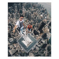 Ivan Kuznetsov - Hong Kong selfie