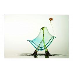 Marcus Reugels - liquid splashes and coloured water sculptures_ph_instagram.com+reugelsmarkus