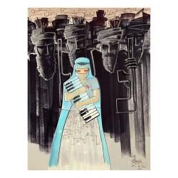 Shamsia Hassani - They said No more music