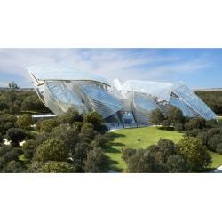 Frank Gehry - Fondation Louis Vuitton - -  Architecture -...