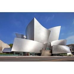 Frank Gehry - Walt Disney Concert Hall - Architecture - LA