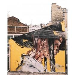 Hopare - mural Paris