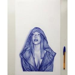 Juan Francisco Casas - Maddalena Giulia_di_nude