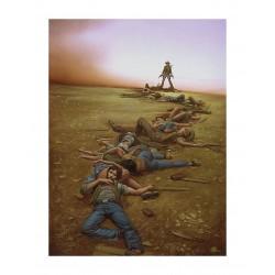 Michael Whelan - Guns linger dead town