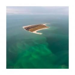 Yevhen Samuchenko -  Lonely island - Azov sea - Ukraine_ph_land
