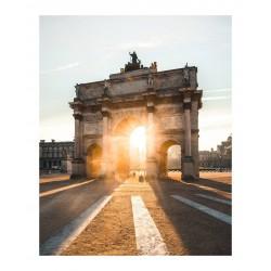 Alfons Taekema - Arc de Triomphe du Carrousel - Musee du...
