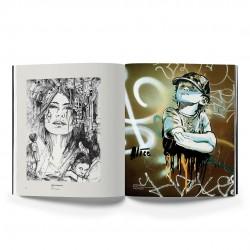 Alice Pasquini - Crossroads Art book _pa