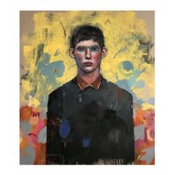 Igor Skaletsky - Portrait of a young man_pa