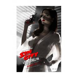Frank Miller - Sin City - Eva Green - A Dame to Kill...