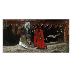 Edwin Austin Abbey - Richard Duke of Gloucester and the Lady Anne - 1896_pa