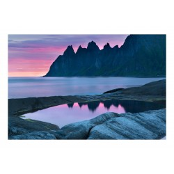 Andre Ermolaev - The dawn on the island of Senja_ph_land