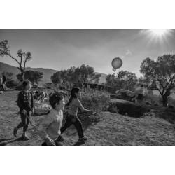Margarita Mavromichalis - Children playing with a...
