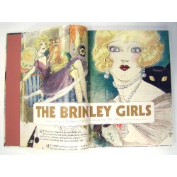 Trina Robbins - The Brinkley Girls - tribute to Nell...