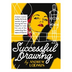 Andrew Loomis - book tutorial drawing